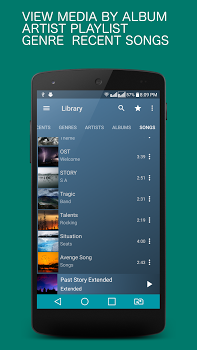 Ghost Music Player Pro v1.91