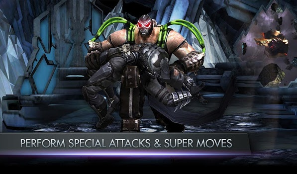 Injustice: Gods Among Us v2.13 + data