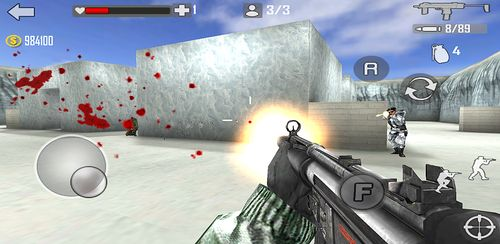 Shoot Strike War Fire v1.09