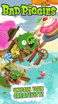Bad Piggies HD v2.3.2