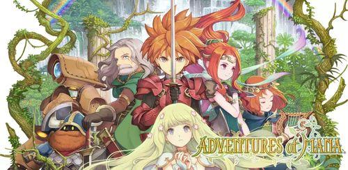 Adventures of Mana v1.0.7 + data