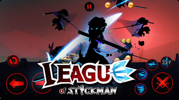 League of Stickman-Shadow v3.1.2