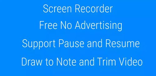 Screen Recorder – No Ads v1.2.5.7