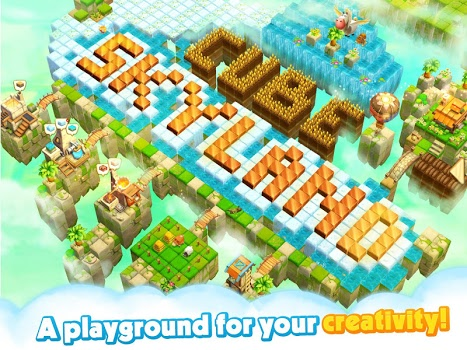 Cube Skyland: Farm Craft v1.1.255a