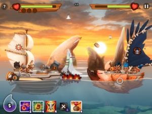 تصویر محیط Pirate Power v1.2.120