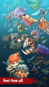 تصویر محیط Mobfish Hunter v3.9.1