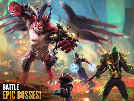Order & Chaos 2: 3D MMO RPG v3.1.1b