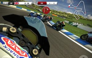 تصویر محیط SBK16 Official Mobile Game v1.4.2 + data