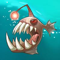 بازی شکارچی موجودات خطرناک برای ماهی ها آیکون