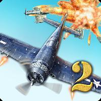 بازی هدایت هواپیما های جنگ جهانی دوم آیکون