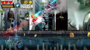تصویر محیط Ramboat: Shoot and Dash v4.1.5