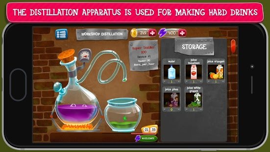 Alcohol Factory Simulator v1.5