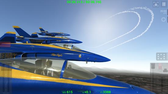 Blue Angels – Aerobatic SIM v1.0 + data