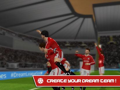 Dream League Soccer 2016 v3.09 + data
