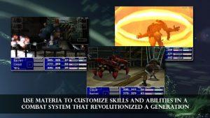 تصویر محیط Final Fantasy VII v1.0.29 + data