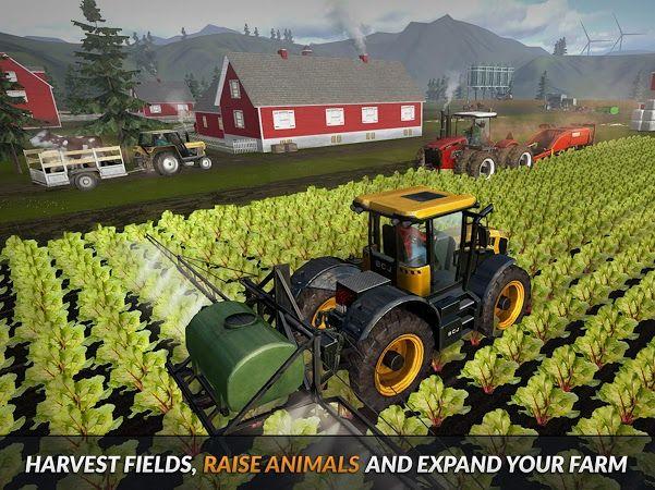 Farming PRO 2016 v2.2 + data