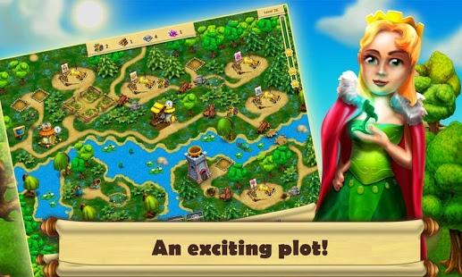 Gnomes Garden HD v1.0 + data