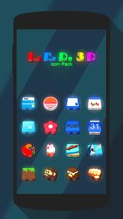 LED 3D Icon Pack v2.4.0