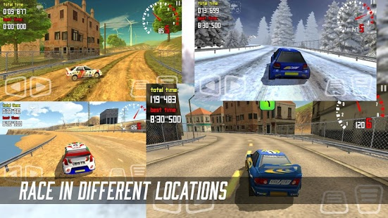 No Limits Rally v1.0.2