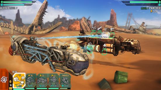Sandstorm: Pirate Wars v1.17.7 + data