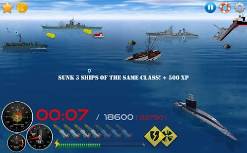 Silent Submarine 2HD Simulator v2.4.0