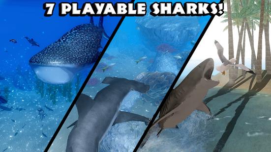 Ultimate Shark Simulator v1.1
