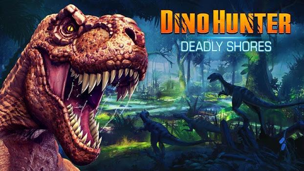 DINO HUNTER: DEADLY SHORES v3.0.2