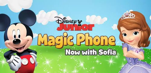 Disney Junior Magic Phone v1.5