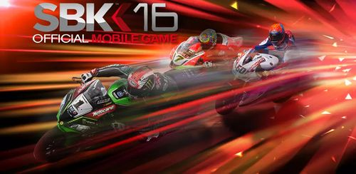 SBK16 Official Mobile Game v1.4.2 + data