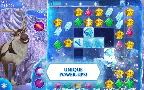 Frozen Free Fall v5.2.0 + data