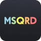 بازی سرگرم کننده MSQRD v1.8.4
