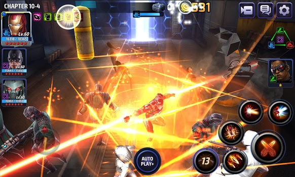 MARVEL Future Fight v4.0.1