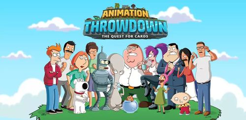 Animation Throwdown: The Collectible Card Game v1.115.3