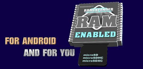 ROEHSOFT RAM Expander (SWAP) v3.71