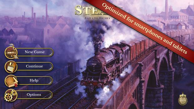Steam™: Rails to Riches v3.1.0
