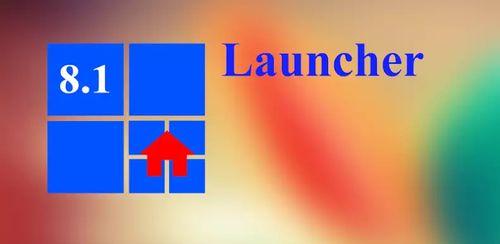 8.1 Metro Look Launcher Pro v1.3