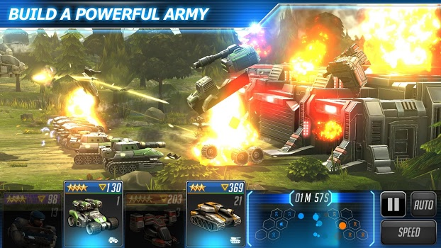 League of War: Mercenaries v8.0.58
