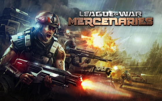 League of War: Mercenaries v9.0.20