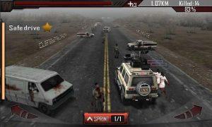 تصویر محیط Zombie Roadkill 3D v1.0.10