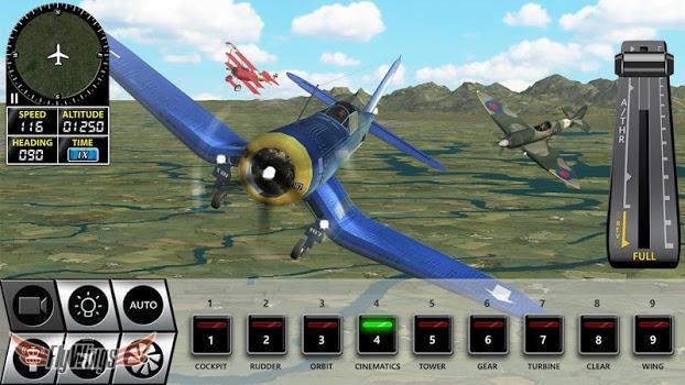 Flight Simulator X 2016 Air HD v1.4.0 + data