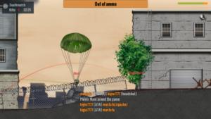 تصویر محیط Stickman Battlefields v2.1.1