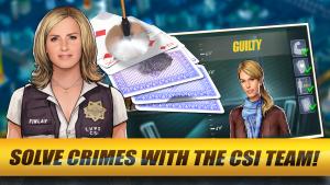 تصویر محیط CSI: Hidden Crimes v2.60.4