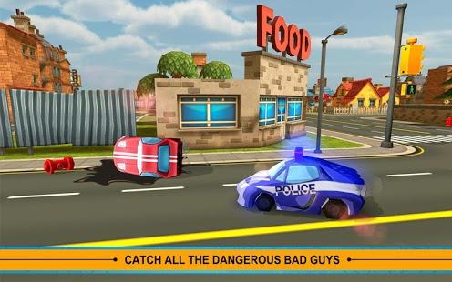 Blocky Cop Pursuit Terrorist v1.3