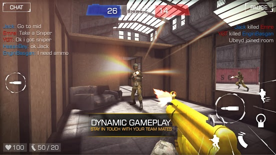 Bullet Party CS 2 – GO STRIKE Apk v1.1.3