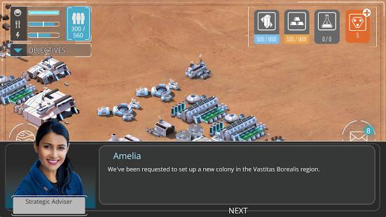 Dawn of Mars v1.0.9
