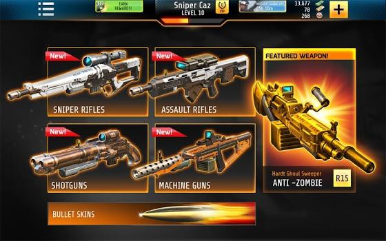 بازی تک تیرانداز Kill Shot Bravo v5.2