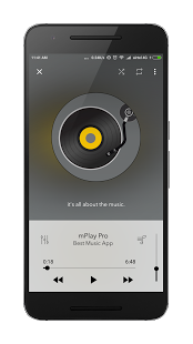 Music Player – mPlay Pro v1.1.1