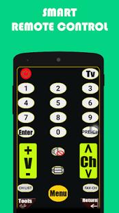 Smart Tv Remote Control v1.0