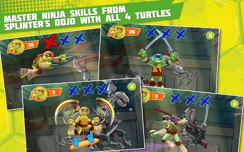 TMNT: Half-Shell Heroes v1.0 + data