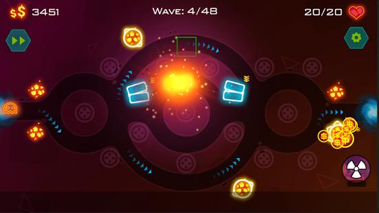 Tower Defense: Geometry War v1.0.3